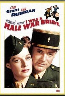 I Was A Male War Bride (1949) Captain Henri Rochard is a French officer assigned to work with Lieut. Catherine Gates. Through a wacky series of misadventures, they fall in love and marry. When the war ends, Capt. Rochard tries to return to America with the other female war brides. Zany gender-confusing antics follow.