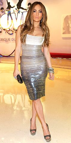 JENNIFER LOPEZ- love this dress