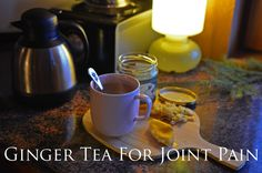 The Simplest Homemade Ginger Tea Recipe. Easy step by step recipe with photos.
