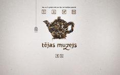 Tea Museum by artmaker , via Behance