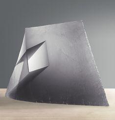 Stanislav Libenský (Czech, 1921-2002) and Jaroslava Brychtová (Czech, 1924-), Cast, Cut and Polished Glass Sculpture.