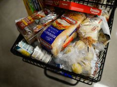 Danielle Wagasky was shocked to find out that she was spending $800 on groceries a month for her family of four, so she decided to get smart about her shopping.