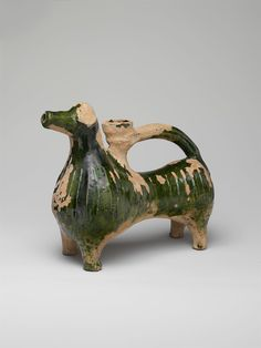 Aquamanile in the Form of a Ram | British | The Metropolitan Museum of Art