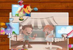 Puzzles For Kids - Puzzle Dla Dzieci