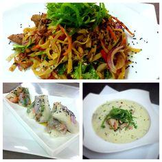 Comida Thai
