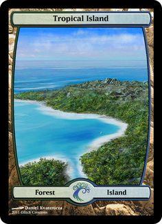 Tropical Island Proxy