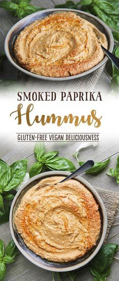 Smoked Paprika Hummus by Trinity - gluten-free vegan dip Smoked Paprika Hummus by Trinity - gluten-free vegan dip Paprika Hummus, Smoked Paprika, Healthy Appetizers, Appetizer Recipes, Healthy Snacks, Dinner Recipes, Vegetarian Recipes, Cooking Recipes, Healthy Recipes