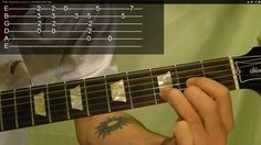 AC/DC - Back in Black - Guitar Lesson - Easy!