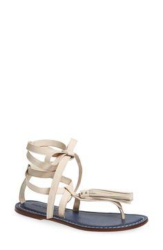 Bernardo Footwear 'Mosie' Tassel Sandal (Women)