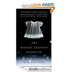 memory keepers daughter - assisted living book and discussion group read this. a surprising discussion.