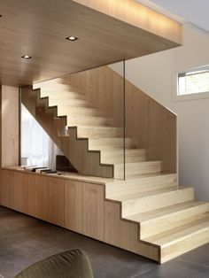 modern und schön für das interior holztreppen