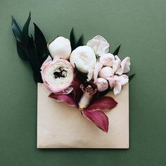 Lovely floral delivery by Anna Remarchuk ( Fresh Flowers, Beautiful Flowers, Bloom And Wild, Flower Letters, Floral, Instagram Posts, Things To Sell, Jambalaya, Adorable Animals