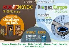 #Salon Bois Energie à Nantes du 19 au 22 mars 2015. Le rendez-vous événement de la filière Bois Energie, de la forêt à la flamme  http://www.batilogis.fr/agenda/salon-france-2015-1.html