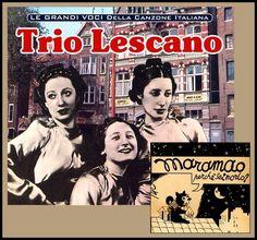 Trio Lescano, Le GrandiVoci