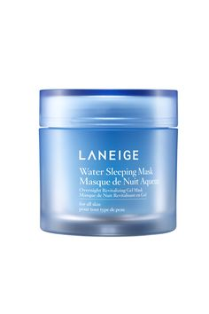 This 1-Step Face-Mask Trend Was Made For The Lazy #refinery29 http://www.refinery29.com/best-sleeping-masks-skin-care#slide--1