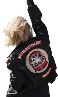 Do you want to win this exclusive Dagny jacket?   Enter here for a chance to win: http://republicrecords.com/dagnysweeps  #contest #sweepstakes