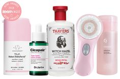Check out our comprehensive list of the best acne-fighting products of 2018.