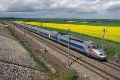 Marc-Antoine Montoya (Armée) Info: Alstom : 16 TGV sur les rails grâce à l'Etat ?