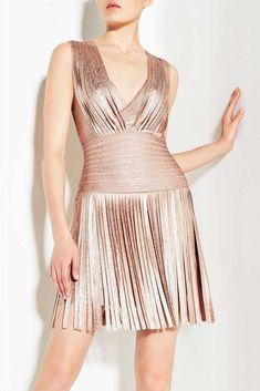 184 Best Herve Leger Sleeveless Dresses images  2c4f77cc5
