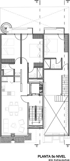 Galería de Rio Papaloapan / Taller 13 Arquitectos - 13