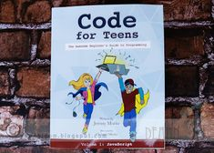 Code for Teens Review @ As We Bloom