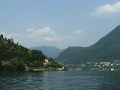 Travel with Me: Laglio-Lake Como-Italy | George Clooney´s Heavenly...