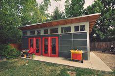 Studio Shed, backyard music studios