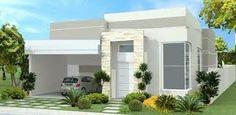 Resultado de imagem para projeto de casa fachada