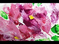 ( 529 ) flower pour - YouTube