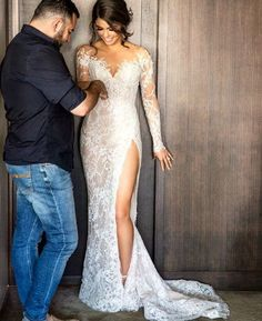 Steven Khalil dress I did not know that something this beautiful could exist…