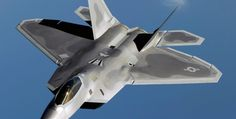 Most Powerful Jet FighterIn World Boeing F-22 Raptor
