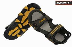 Sparx Men Olive Yellow Floaters Sandals at our best price ₹ 1099/- only.