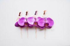 Orchid Ballerina Chorus Line