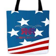 b29eda6ce8922 Products. Denim BagHillbillyReusable Tote BagsJean Bag. US colors with RNR  Logo Tote bag - Redneck Reputation