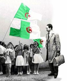 Le colonel Abdelhafid Boussouf dit Si Mabrouk