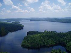 Lake Kipawa - Quebec, Canada