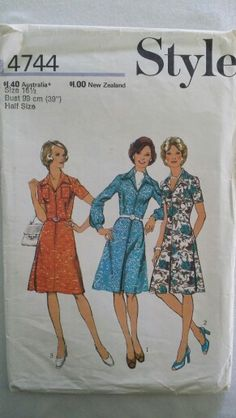 Dresses, Size 16.5, Style 4744