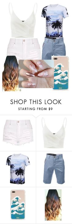 """""""Untitled #3"""" by taylorkindle-i ❤ liked on Polyvore featuring Doublju and Sonix"""
