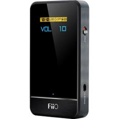 Amazon.com: Fiio E07K Andes USB DAC and Portable Headphone Amplifier $89