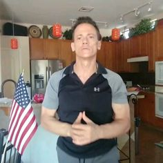 Fear Faith and Fitness - 60 Second Fit Tip with Personal Trainer Mark Saunders. #fitover40 #fitness #fear #faith Fit Over 40, Personal Trainer, Fitness Motivation, Polo Shirt, Polo Ralph Lauren, Faith, Mens Tops, Fashion, Moda