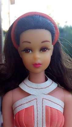 Barbie Francie no bangs Brunette doll | barbiecollector2012- Samanta | Flickr