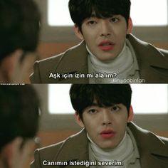 Adam haklı valla ha Uncontrollably Fond, I Series, Kim Woo Bin, Moon Lovers, Jong Suk, Korean Drama, Kdrama, Kpop, Instagram Posts