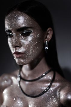 Futuristic Beauty Editorials : Piotr Stoklosa
