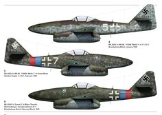 Jagdgeschwader 7  JG 7 Nowotny was a Luftwaffe fighter-wing of World War II and the first operational jet fighter Geschwader in the world