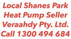 Heat Pumps Shanes Park