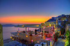 Santorini   by Gedsman