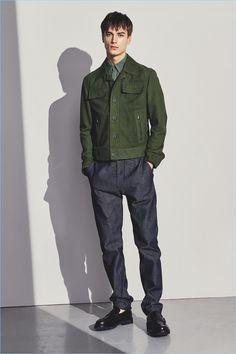 Bottega Veneta Pre-Fall 2017 Men's Collection Lookbook