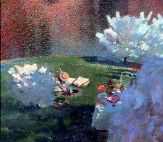 Бато Дугаржапов: взгляд импрессиониста. | Art and Soul Project