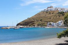 Greece off the beaten path: Astypalea, a special authentic butterfly shaped island in the middle of the Aegean Sea. Greek Islands, Greece Travel, Paths, Suitcase, Packing, Outdoor, Colors, Greek Isles, Bag Packaging