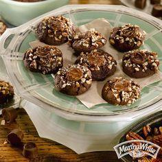 Turtle Fudge Chocolate Chip Cookies from Martha White®